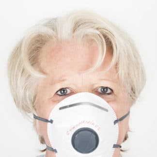 FFP3-Schutzmaske